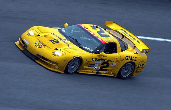 Richard Prince -  ALMS GT1