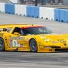 Ron Fellows - Johnny O'Connell - Chris Kneifel/Corvette Racing - C5R, 2001 Sebring