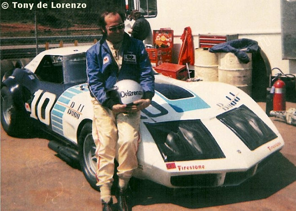 # 10 - IMSA GT, 1973, Road Atlanta - Tony DeLorenzo