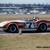 # 7 - SCCA AP, Daytona, 1969 Runoffs - Jerry Thompson