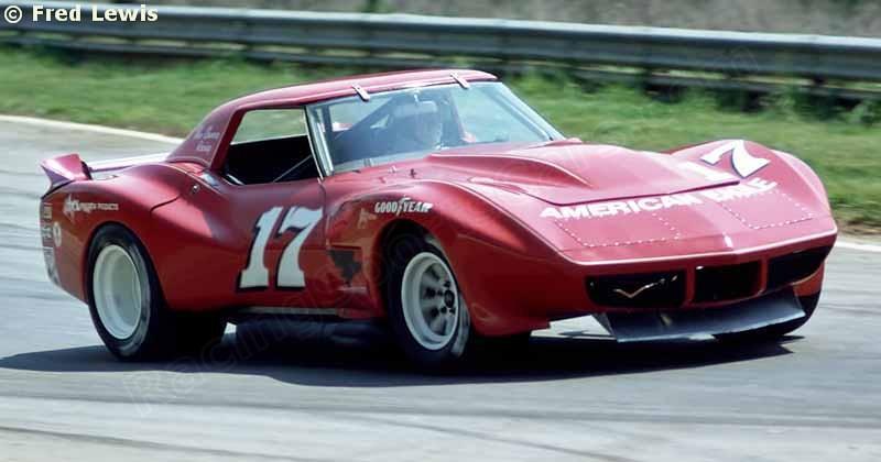 #17 - IMSA GTO, 1974, Road Atlanta - Jerry Thompson, Vince Gimondo