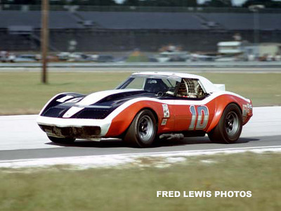 # 10 - IMSA GT - 1973, Daytona - Tony DeLorenzo