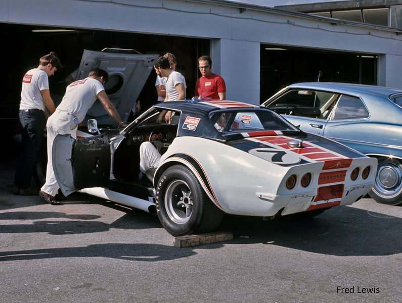 # 7 - 1970 FIA Jerry Thompson, John Mahler at Daytona