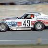 # 49 - IMSA, Daytona, 1973 - John Greendyke, Bob Johnson, Denny Long, Ron Grable and Don Yenko listed as entrants
