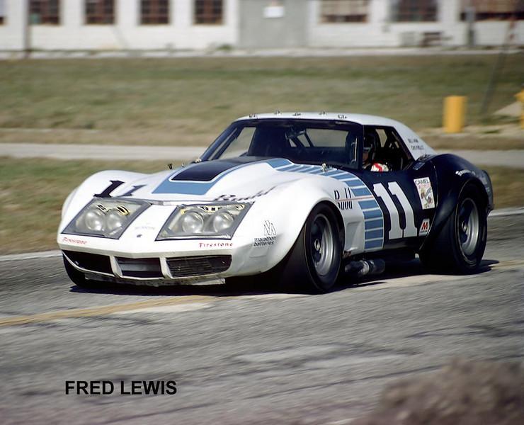 # 11 - IMSA GT, 1973, Sebring - Tony DeLorenzo, Mo Carter, Steve Durst at Sebring