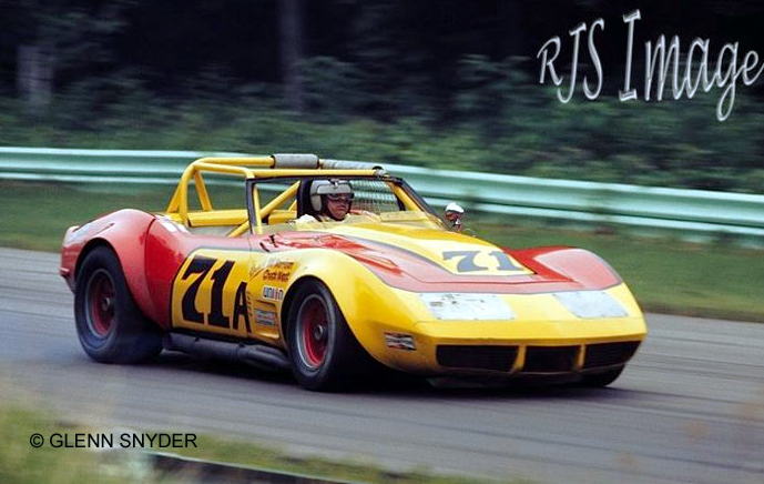 # 77 - SCCA AP, 1977 - Bill Morrison at RA Jun Sprints