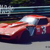# 3 - SCCA Trans Am, 1982 - Tony Brasfield at Road America