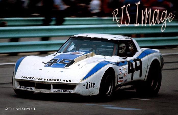 # 49 - 1982 SCCA Trans Am, 1982 - Brian Utt, Don Schott at Road America