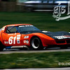 # 61 - IMSA GTO, 1985 - Steve Gentile & Leo Franchi at Road America