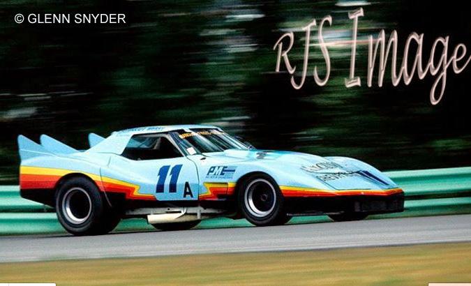 # 11, 77 - SCCA AP, 1976 - Buzz Fyhrie at Road America