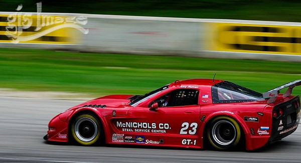 # 23 - SCCA Trans Am, 2011 - Amy Ruman at Road America