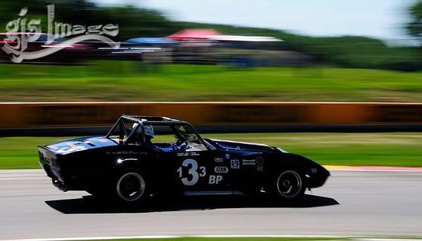 # 131 - SCCA BP, 2011 Corvette World Tribute, Rick Blaha at Road America