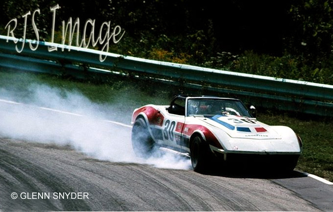 # 30 - SCCA Handicap Race, 1975 - Alex Davidson at Road America