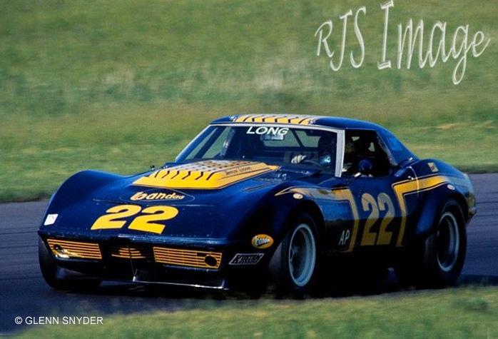 # 22 - SCCA AP, 1976, Denny Long at RA June Sprints