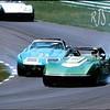 # 28 - 1981 SCCA GT1 -  Buzz Fyhrie & Paul DePirro - 09