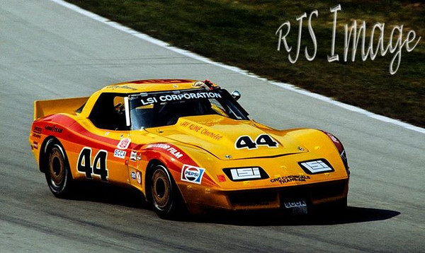 # 44 - SCCA Trans Am, 1982 - Jerry Hansen at Road America