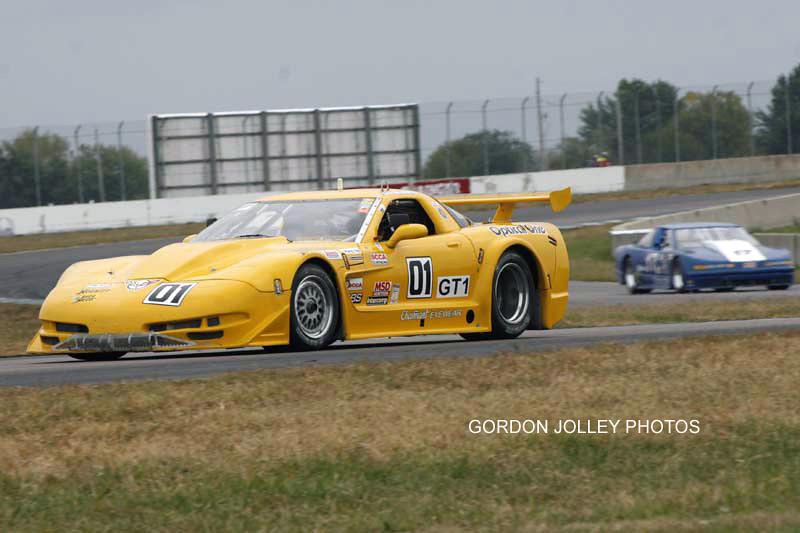 # 01, SCCA GT1, 2006, Heartland Park Runoffs - Jim Bradley