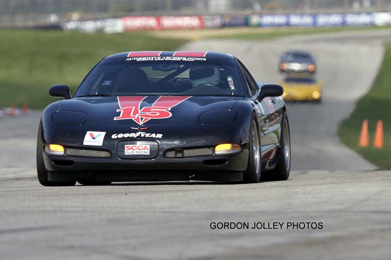 # 15 - SCCA T1, 2003, Mid-Ohio Runoffs - Loren Moore.  Car later sold to Chris Brannon and raced as # 16.