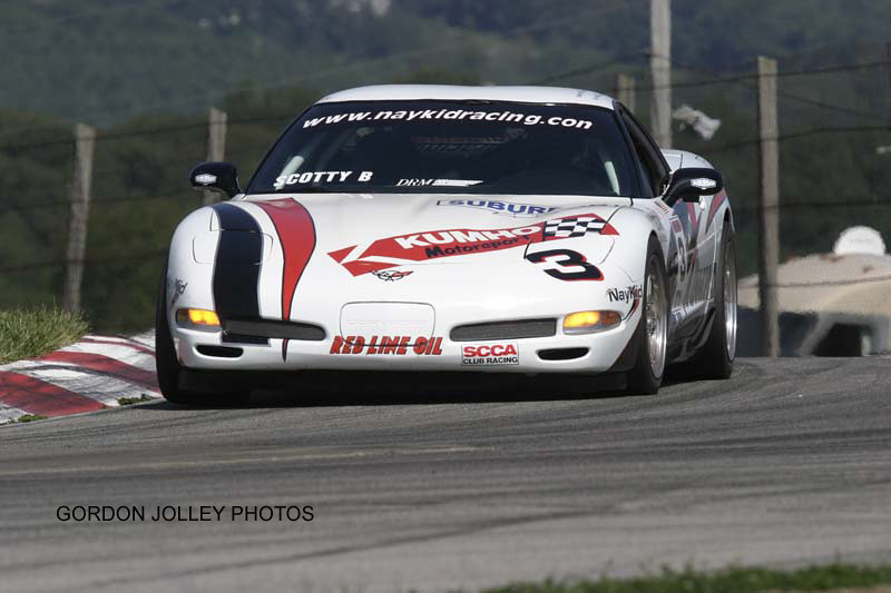 # 3 - SCCA T1, 2003, Mid-Ohio Runoffs - Scotty White