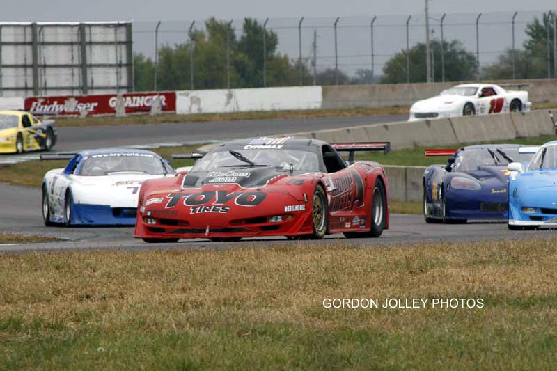 # 16 - SCCA GT1, 2006 - Heartland Park Runoffs - Joey Scarallo