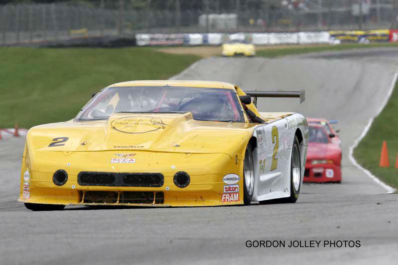 # 2 - SCCA GT1, 2004, Mid-Ohio Runoffs - John Finch