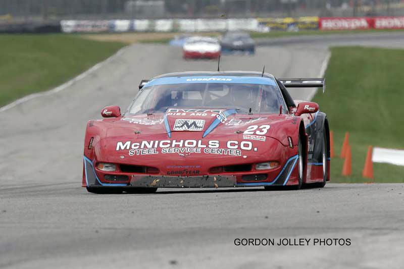 # 23 - SCCA GT1, 2004, Mid-Ohio Runoffs - Amy Ruman