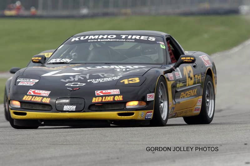 # 13 - SCCA T1, 2004, Mid-Ohio Runoffs - David Roush