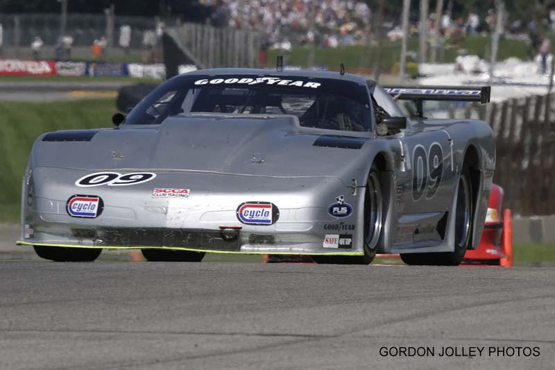 # 09 - SCCA GT1, 2003, Mid-Ohio Runoffs - Craig Conway