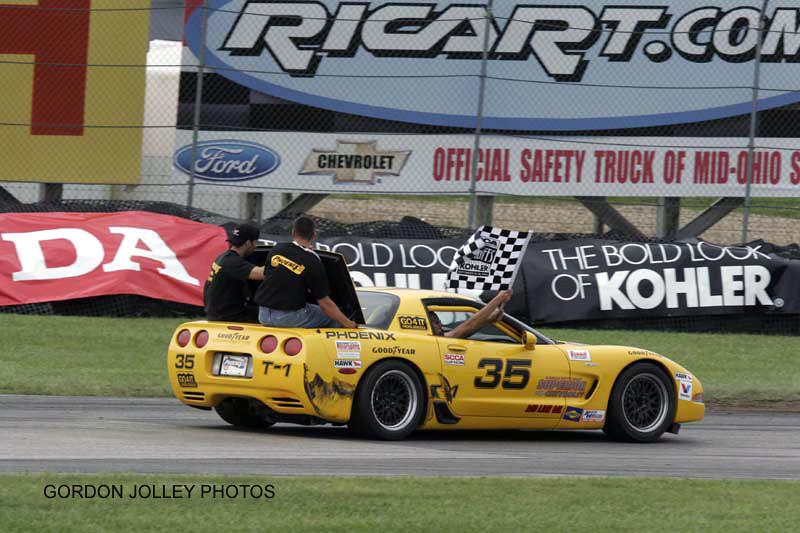 # 35 - SCCA T1, 2005, Mid-Ohio Runoffs (Winner) - John Heinricy