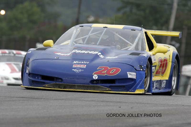 # 20 - SCCA GT1, 2005, Mid-Ohio Runoffs - Brian Kubinsky