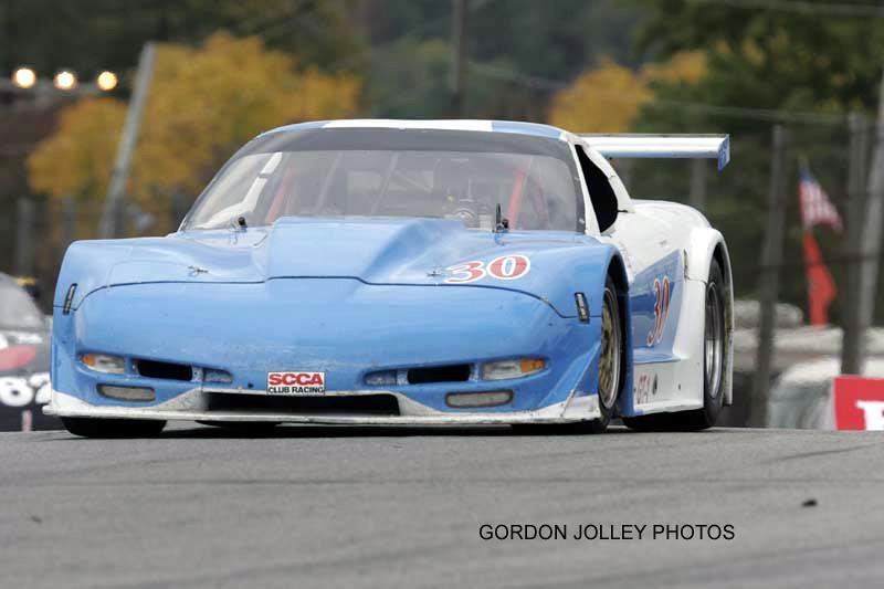 # 30 - SCCA GT1, 2004, Mid-Ohio Runoffs - Richard Grant