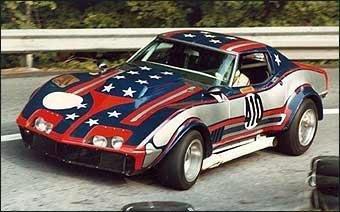 # 410 - FIA - 2008 - Le Mans Historique - Robert Dubler, 408067 rebult from 1968 Le Mans crash