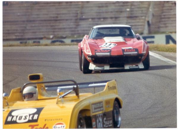 # 342- FIA - 1973 - Hockenheim - Joe Kretschi/Walter Stierli, 408067. Ex Garant Giorgi car (the wreck) now owned by Robert Dubler