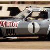 # 1 - FIA - 1971 - Le Mans - Jean-Claude Aubriet/Jean-Pierre Rouget, Ecurie Leopard, VIN 410300.