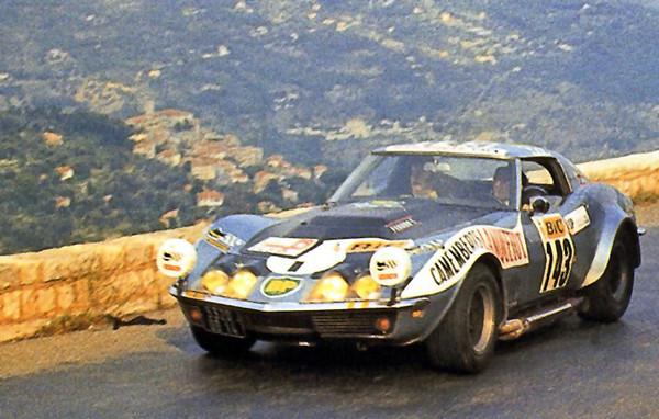 # 143 - 1972 Tour de France - Greder-Beaumont - autoDiva