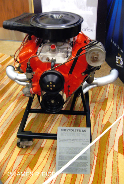 BG 427 engine