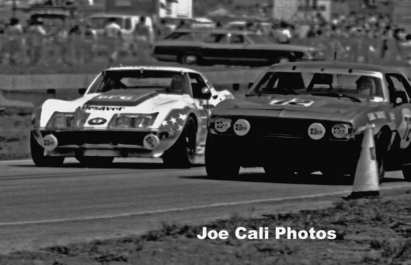 # 48 - IMSA 1973 Watkins Glen - John Greenwood