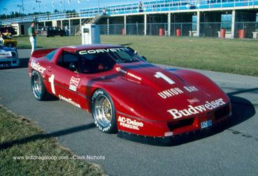 # 1 - 1984 SCCA TA Watkins Glen - David Hobbs. Photo from Botchagaloop.net web site