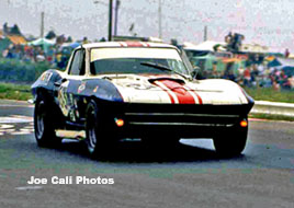 # 63 - FIA/SCCA 6 Hours of the Glen, 1970 at Watkins Glen - Bob Beele in ex-Sunray DX 1967 big block