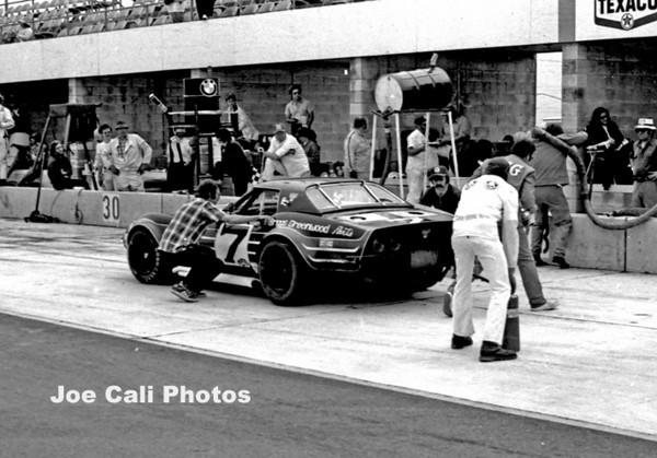 # 7 - IMSA 1973 Wtkins Glen - Greenwood, Minter, Posey