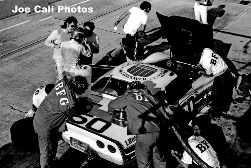 # 50 IMSA 1973 Sebring - one of John Greenwood's three BFG-sponsored cars