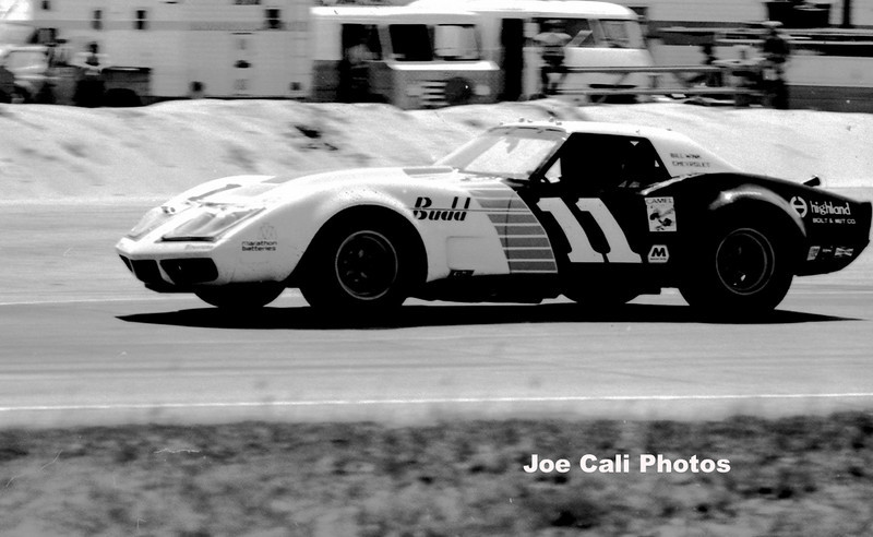 # 11, 10 - IMSA 1973 Sebring - Tony DeLorenzo