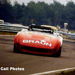 # 5 - SCCA TA 1975 Watkins Glen - John Greenwood in Rudy Braun (Cdn) car. This is a subsequent version of the BFG # 50 car which was subsequently driven by a string of Canadian drivers