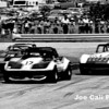 # 17 - SCCA TA 1975 Road America - Rick Stark leading Dick Danielson and Babe Headley