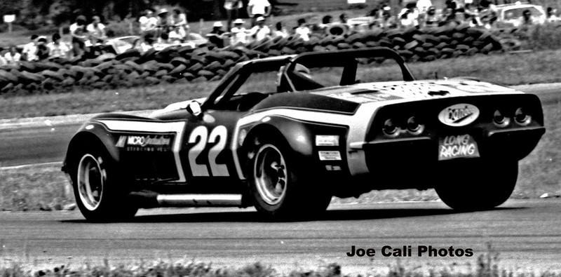 # 22 - SCCA TA 1975 Road America - Denny Long / BANDAG TIRE