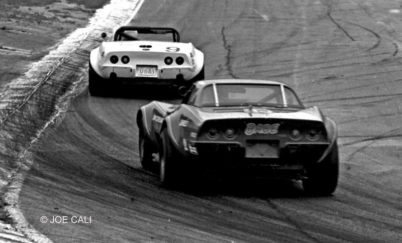 # 9 - 1978 TA, John Huber leads # 78 Babe Headley at Mosport