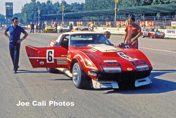 # 6 - FIA GT Series, 1973, Monza - Henri Greder