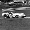 "# 48 - SCCA TA 1974 Road america - John Greenwood in his ""mule"" for the development of the widebody customer car series. This car became the 1975 # 75 Spirit of Sebring '75 car, as well as several other subsequent iterations"