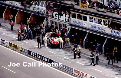 # 4 - FIA/ACO, 1972, 24 Hours of Le Mans - Dave Heinz/Bob Johnson