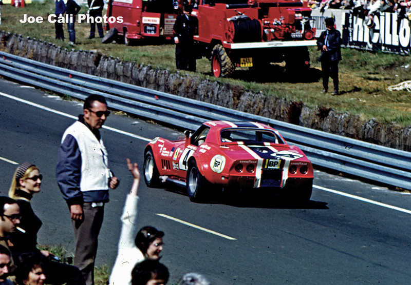 # 4 -  FIA/ACO, 1972, 24 Hours of Le Mans - Dave Heinz/Bob Johnson